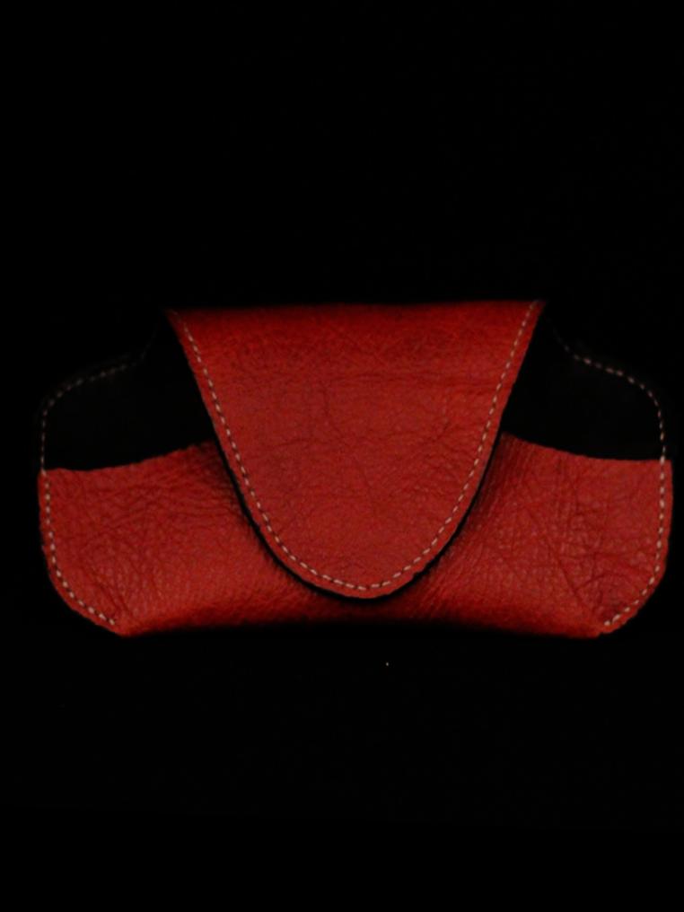 Eyewear Minimal Pouch Red