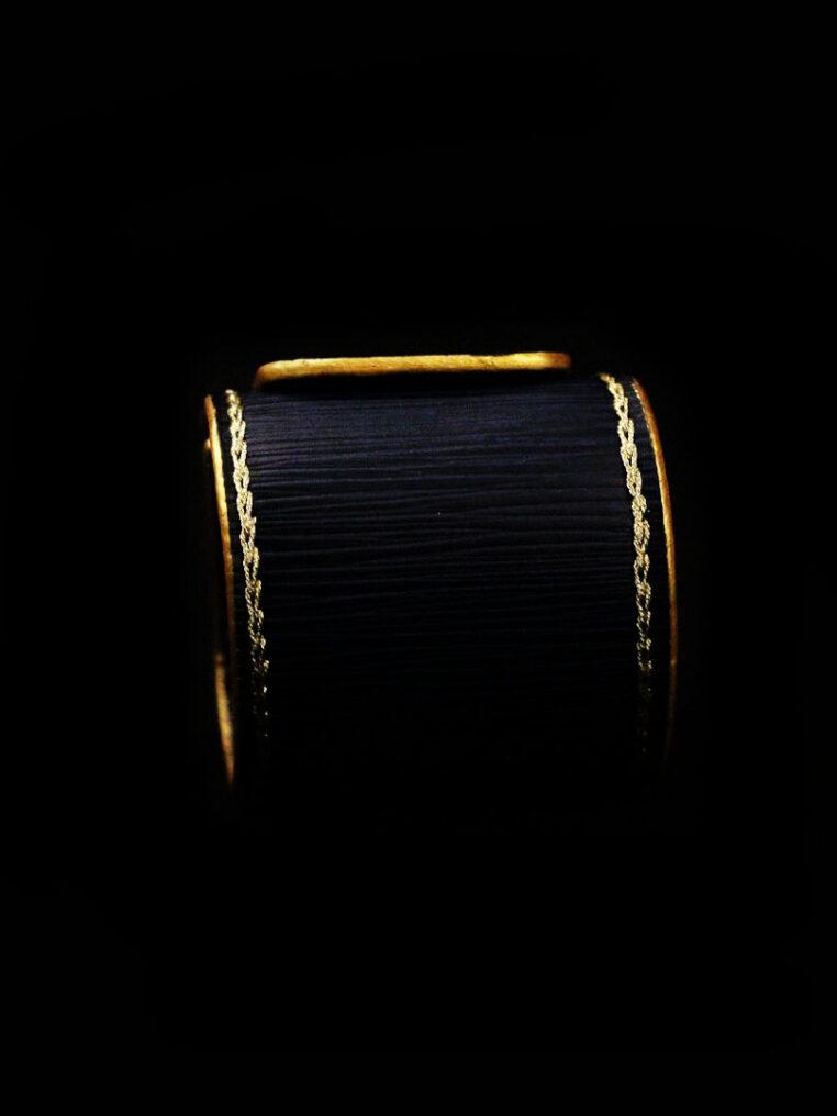 Treasure Chest Cuff Royale Blue Epi