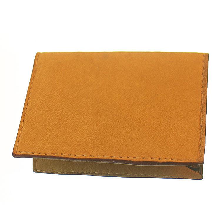 cardholder lightbrown leather1