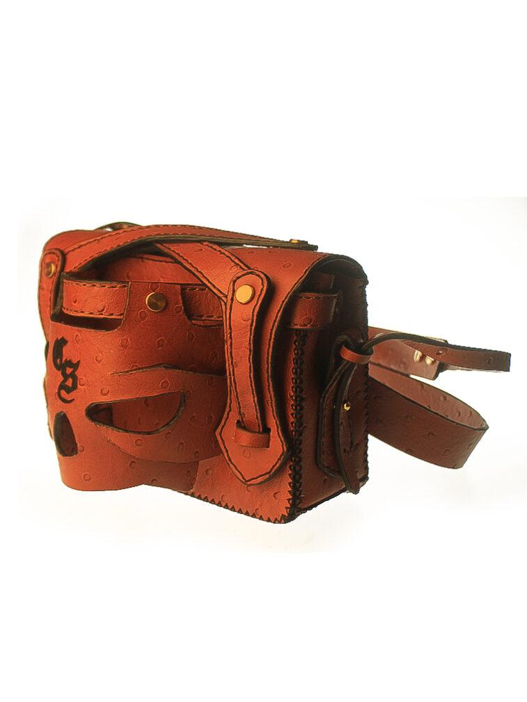3d skull clutch sling bag2