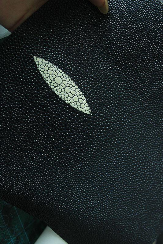 Sting Ray Leather Eye