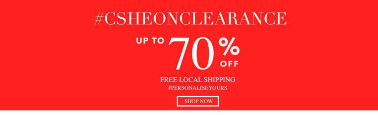 Csheon Clearance sale